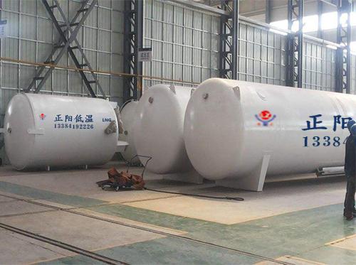 太原二氧化碳气化站项目