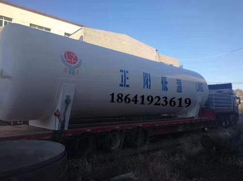 太原LNG低温储罐