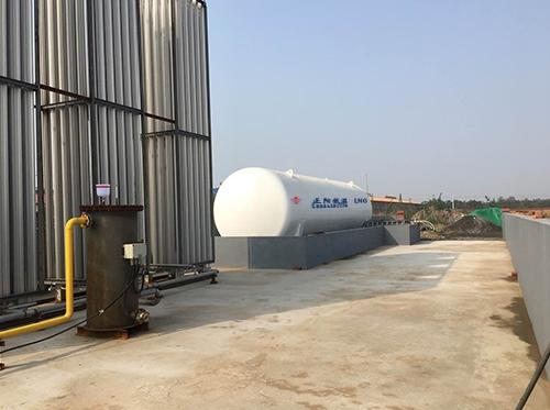 太原工业气体气化站项目