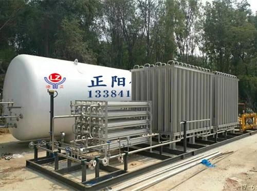 太原LNG煤改气项目