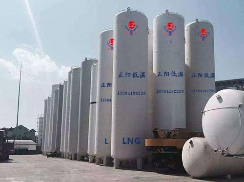 太原氧氮氩气化站项目