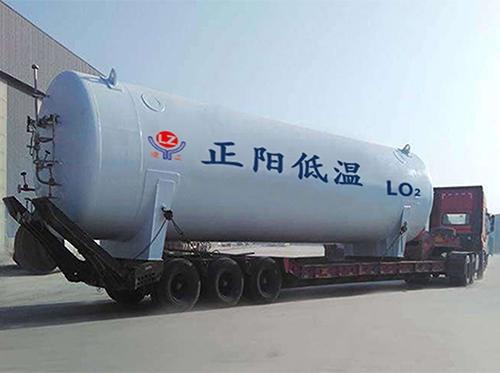 太原液氧储罐厂家