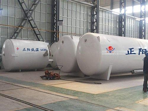 LNG液氮储罐