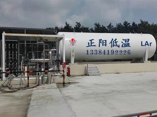 太原LNG储罐
