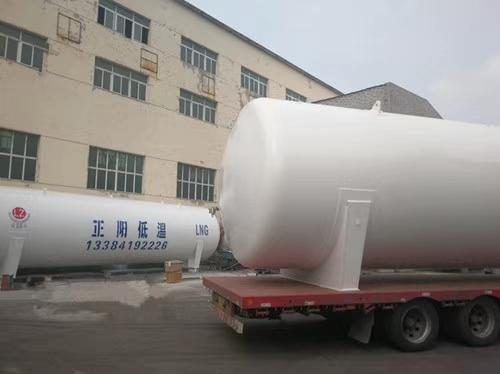 太原LNG液氮储罐