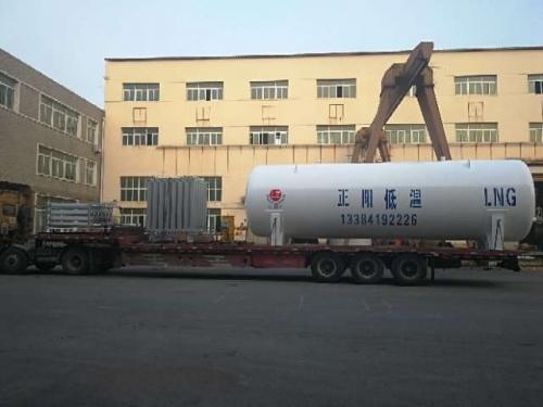 太原二氧化碳储罐