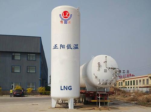 太原液化天然气储罐